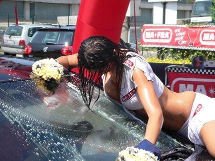 Sexy Car Wash Tour