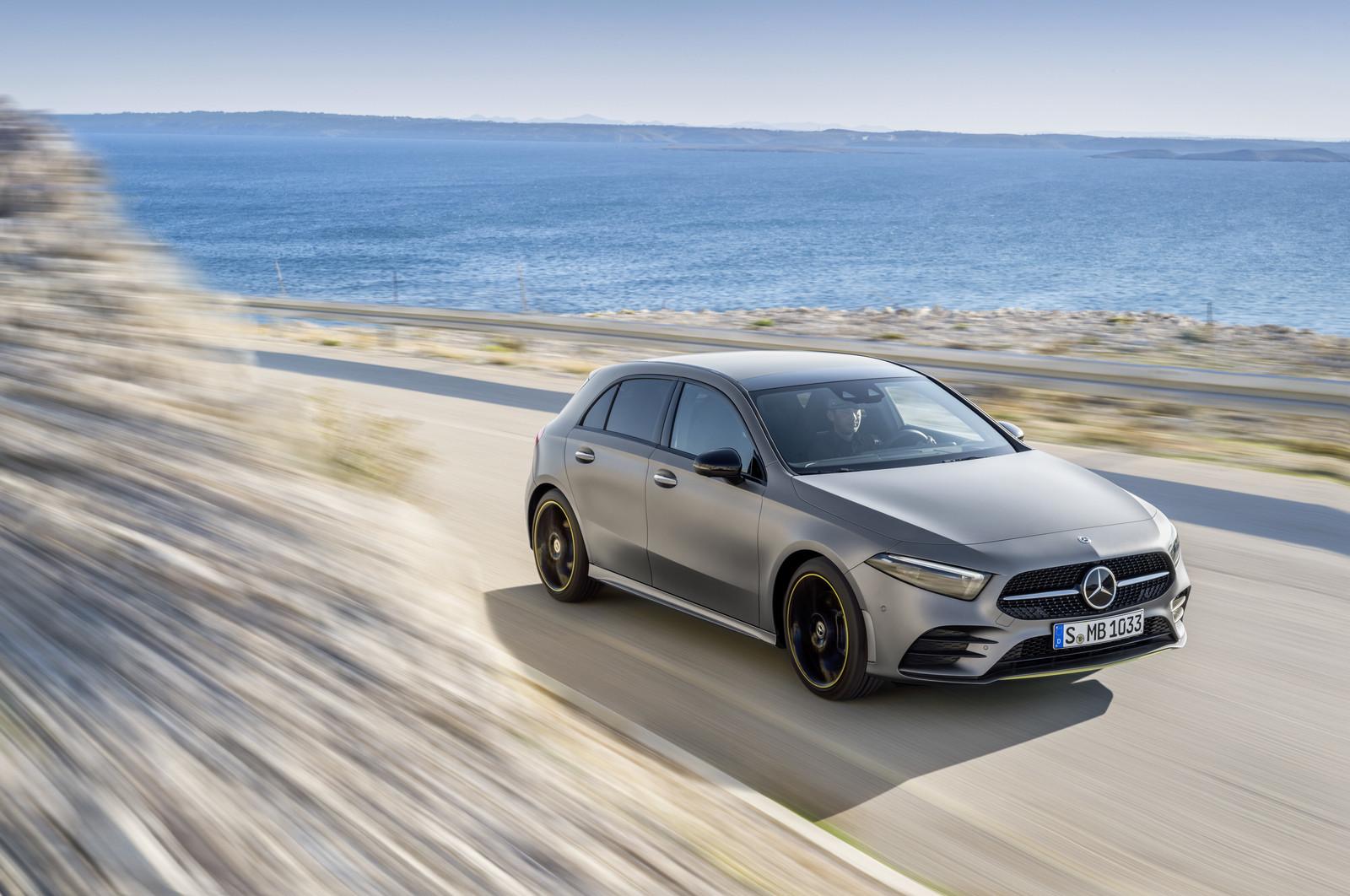 Foto de Mercedes-Benz Clase A 2018 (52/139)