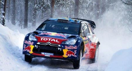 Rally de Suecia 2011: Cinco pilotos en la lucha por la victoria