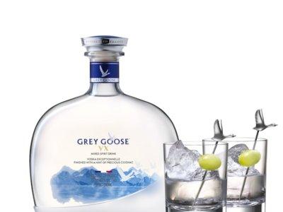 ¿Lo tuyo no es la ginebra? Pues prueba el nuevo vodka Grey Goose VX con un toque a cognac
