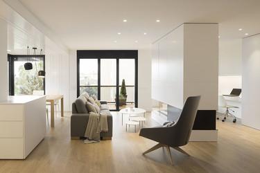 Family Hub, un hogar familiar de vanguardia con espacios conectados diseñado por Susanna Cots