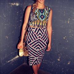 Foto 9 de 20 de la galería beyonce-enamorada-de-la-moda-de-topshop en Trendencias