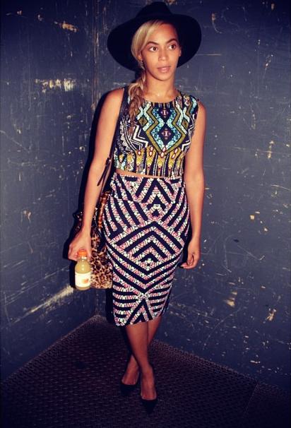 Foto de Beyonce enamorada de la moda de TopShop (9/20)