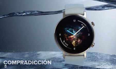 Regalar a tu madre un estilizado reloj inteligente es una gran idea si eliges el Huawei Watch GT 2. Ahora en Amazon lo tienes por sólo 109 euros