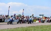 Cuarta victoria para Mauno Hermunen en el Gran Premio de Estonia de Supermotard