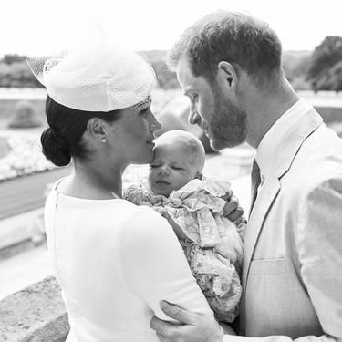 Así han sido los looks de Meghan Markle y Kate Middleton en el bautizo de Archie Harrison (que está para comérselo)