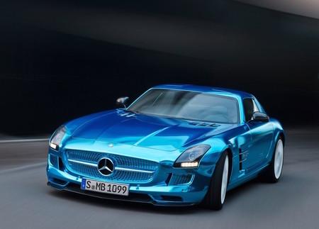 Mercedes-AMG tendrá un superdeportivo eléctrico, pero no lo veremos hasta después de 2020