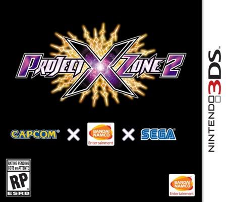 Project X Zone 2 es el crossover de los personajes más importantes de SEGA, CAPCOM y BANDAI NAMCO