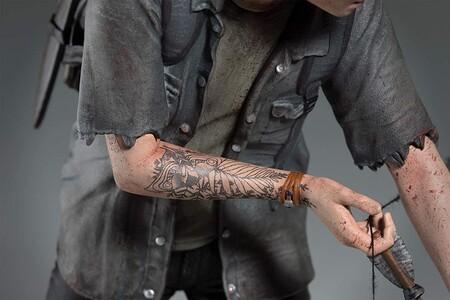 Oferta en figura de The Last of Us en Amazon México
