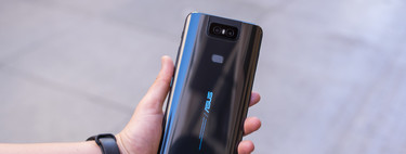 ASUS Zenfone 6, analysis: the camera rotating motorized convinces as an alternative to the notch