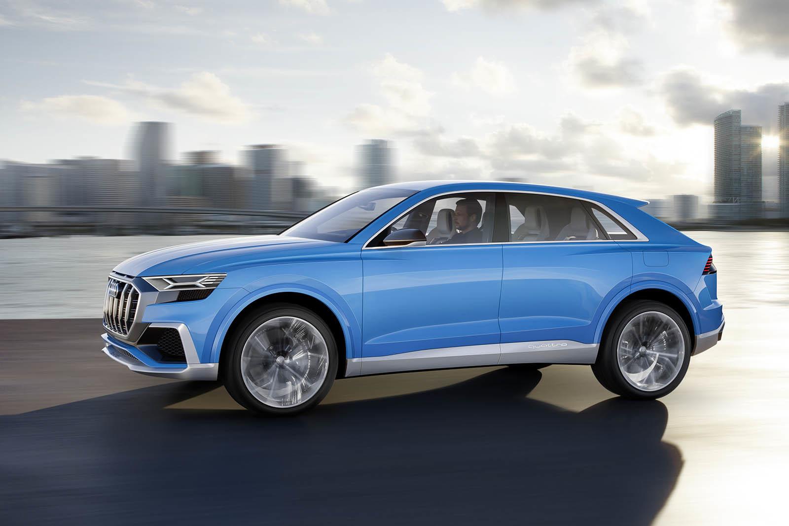 Foto de Audi Q8 Concept (26/39)