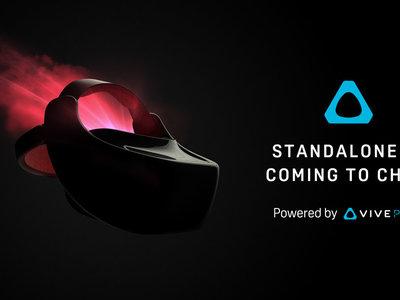 """HTC y Qualcomm se unen para lanzar las """"Vive Standalone"""": realidad virtual sin PC ni móvil"""