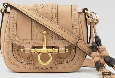 Snaffle Bit, el nuevo bolso Gucci para la primavera/verano 2011