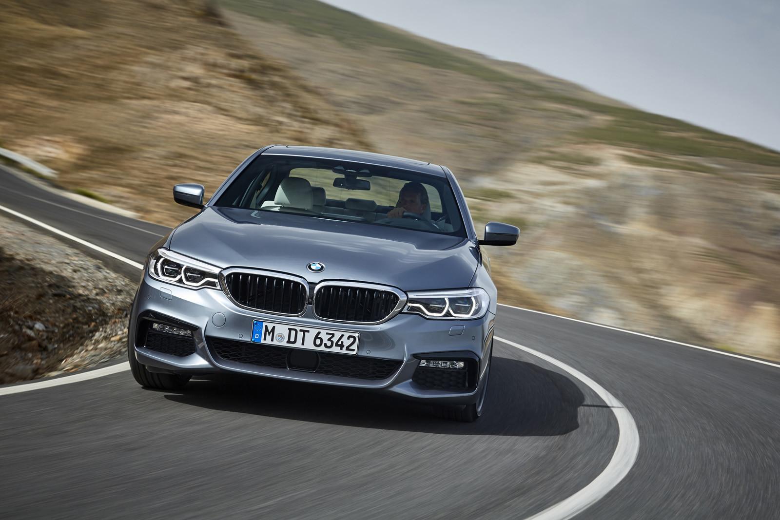 Foto de BMW Serie 5 2017 (1/10)