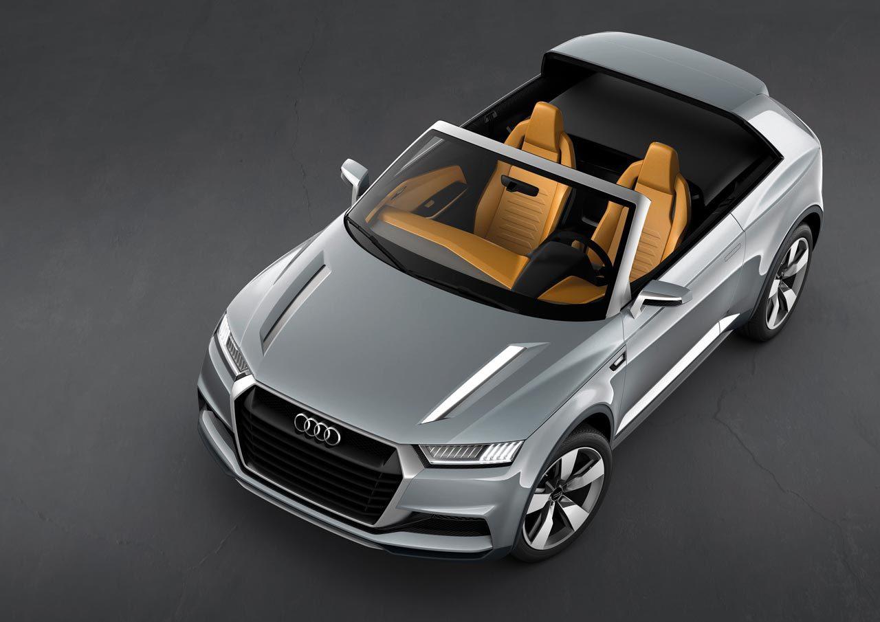 Foto de Nueva estrategia de diseño Audi (11/12)