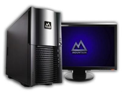 Mountain Studio3D 56, un ordenador de corte profesional con dos CPU y 12 núcleos