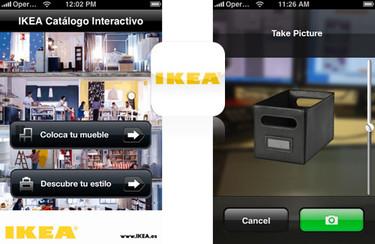 El catálogo de Ikea también en tu iPhone