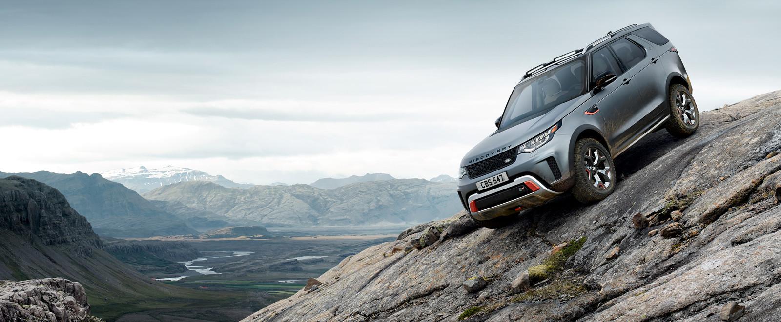 Foto de Land Rover Discovery SVX (1/16)