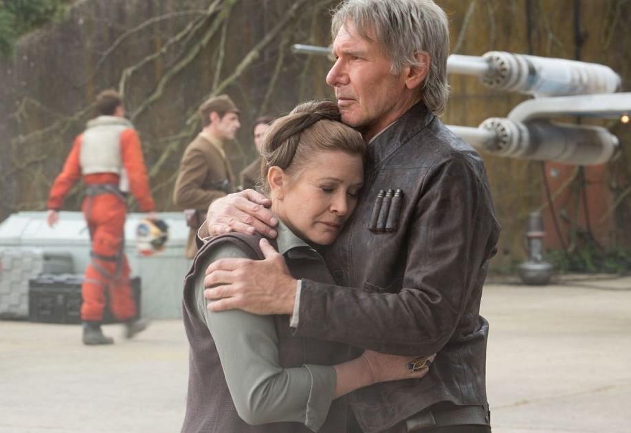 Foto de Los protagonistas de 'Star Wars: El despertar de la fuerza' (6/17)