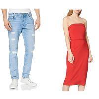 Chollos en tallas sueltas de pantalones, camisas y sudaderas de marcas como Roxy, Pepe Jeans o Lee en Amazon