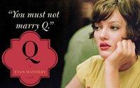 Se adapta la novela 'Q', sobre viajes en el tiempo