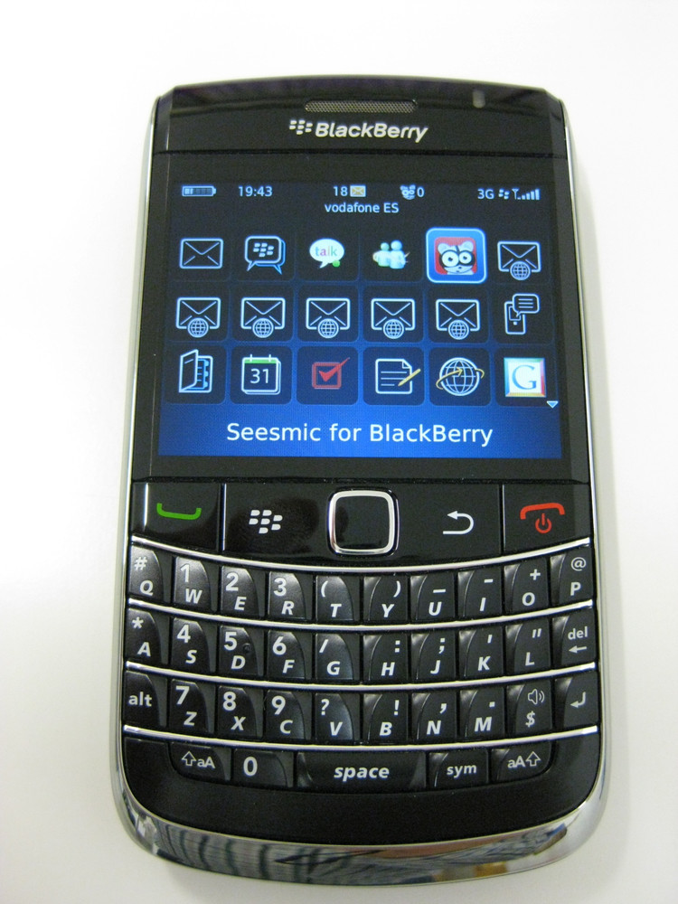Foto de BlackBerry 9700 (1/10)