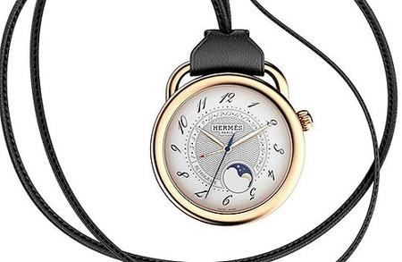 Reloj colgante de Hermès, en edición limitada