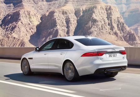 Jaguar Xf 2016 2