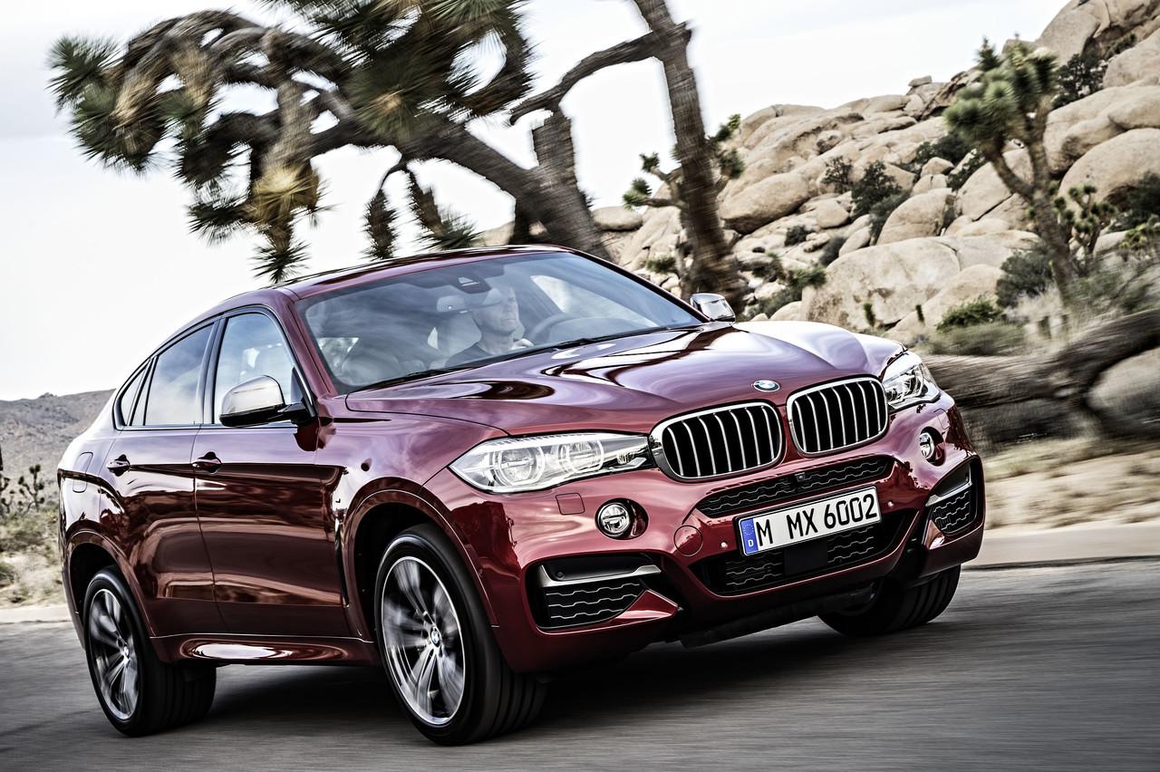 Foto de BMW X6 2014 (5/96)