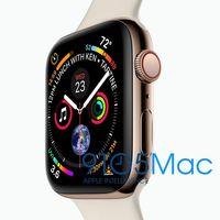 El nuevo Apple Watch Series 4 también se filtra y nos muestra en todo su esplendor la que sería su primera imagen oficial