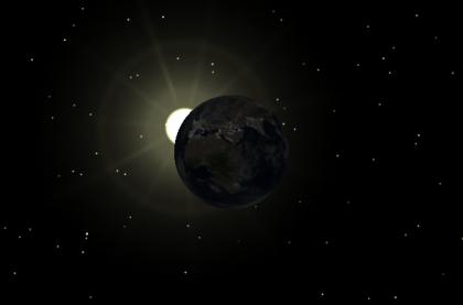 Disfruta del eclipse lunar del 3-3-07 con Celestia