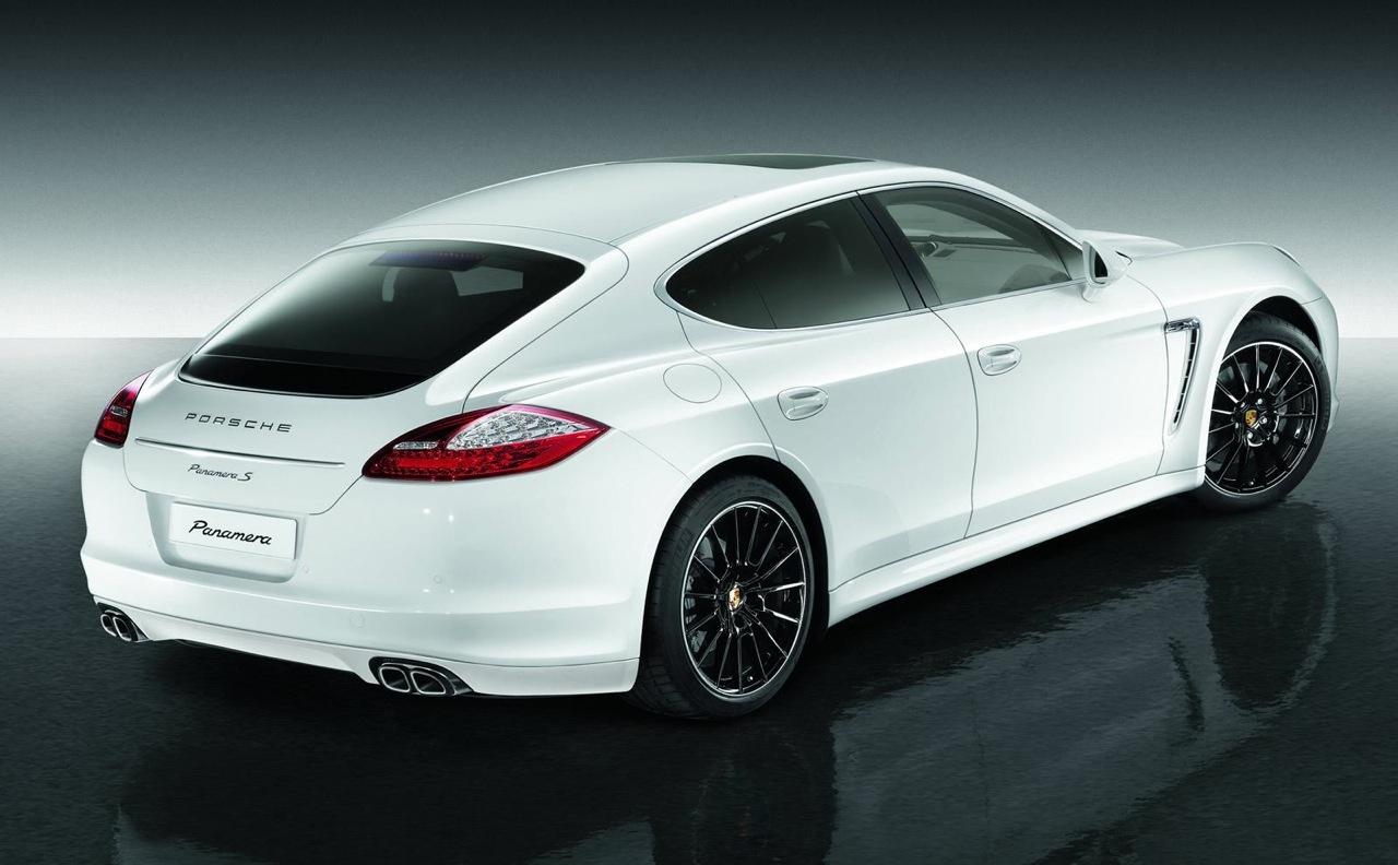 Foto de Programa de personalización para el Porsche Panamera (1/5)