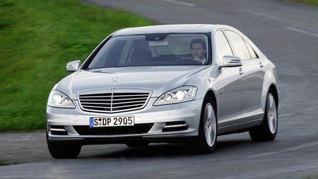 Mercedes-Benz S 250 CDI, ¿coche verde del año 2012?