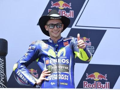 Sin complicaciones, Valentino Rossi podrá recibir el alta médica esta misma tarde
