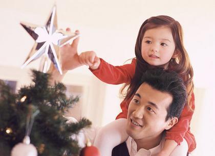Elementos decorativos Navideños I: El árbol de Navidad