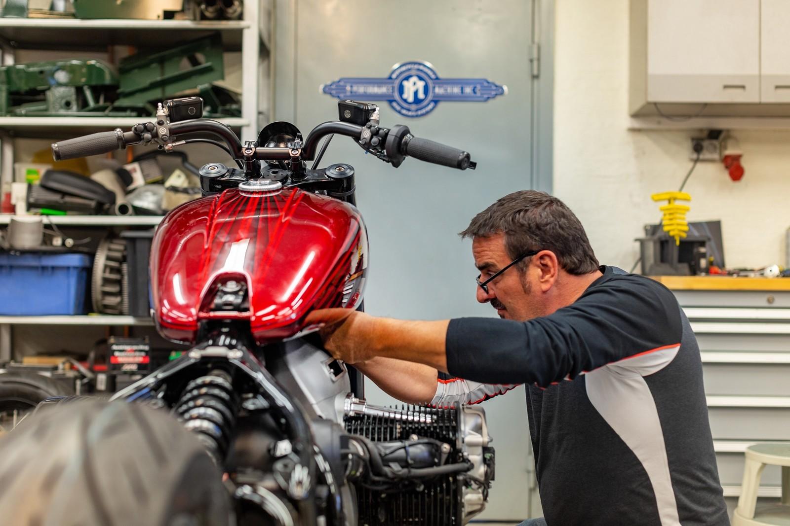 Foto de BMW Motorrad Concept R 18 /2 (24/39)