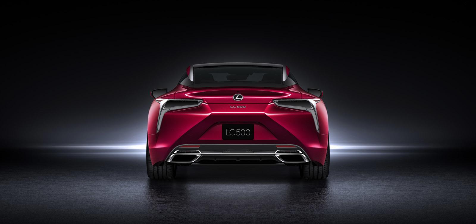 Foto de Lexus LC 500 (15/31)