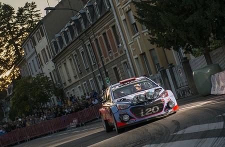 """Dani Sordo: """"para Monte-Carlo vamos a estrenar un motor con 8 CV más"""""""