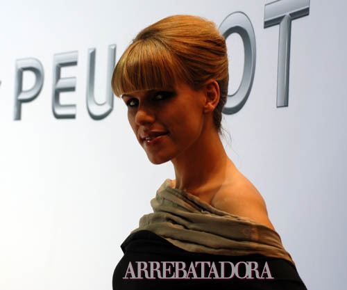 Foto de Las chicas del Salón de Ginebra 2010 (12/17)