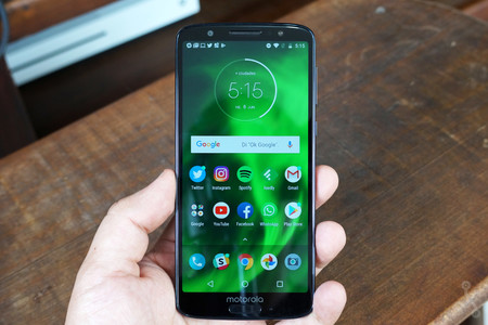 Moto G6, análisis: todo es sobre el legado