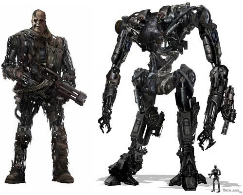 Foto de Terminator Salvation, arte conceptual (1/5)