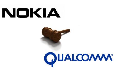 Nokia y Qualcomm terminan la guerra de patentes