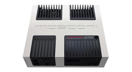 Amplificador dos canales Mosconi AS100.2