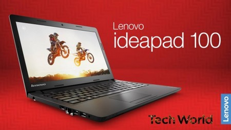 Lenovo Ideapad100 Netbook