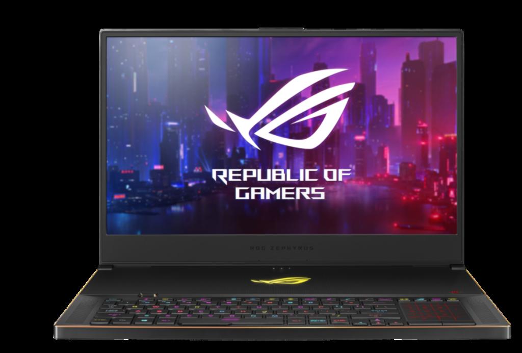 El nuevo ASUS ROG Zephyrus S GX701 se apunta a la pantallas de 300 Hz, esto es la guerra