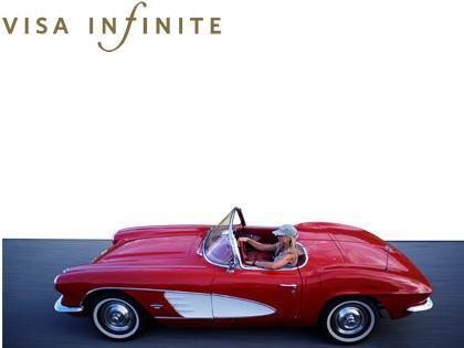Visa Infinite, El poder de lo infinito