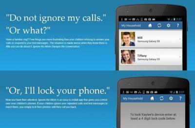 Ignore No More, la solución para padres con hijos que ignoran sus llamadas o mensajes