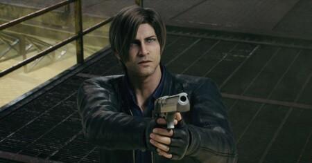 Resident Evil Oscuridad Infinita Leon