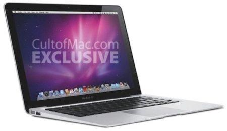 Más rumores sobre el nuevo MacBook Air