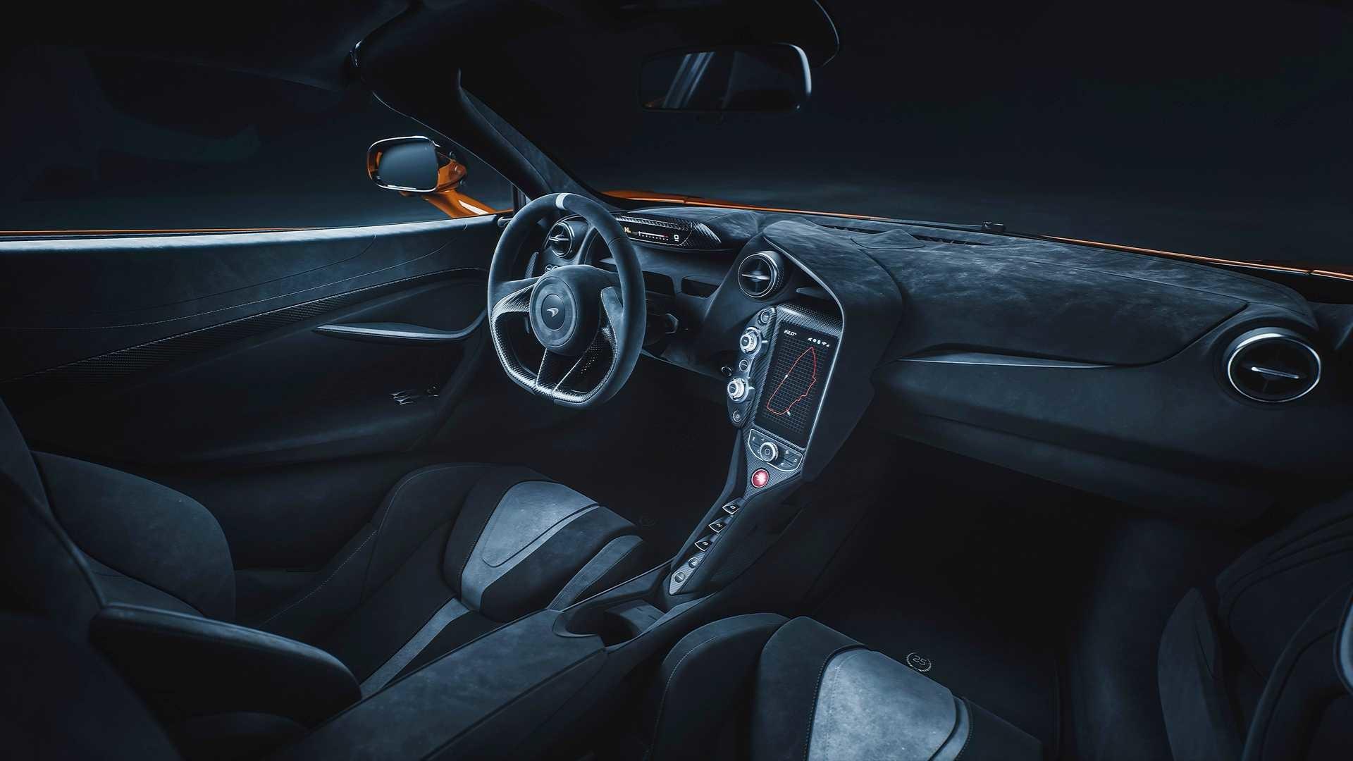 Foto de McLaren 720S Le Mans (13/20)